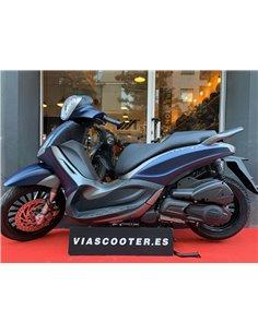 Paramanos Yamaha Tricity 125