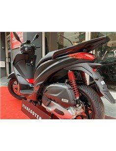 Soporte maleta GIVI Yamaha Aerox
