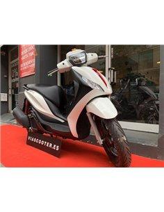 Soporte maleta SHAD Yamaha Aerox
